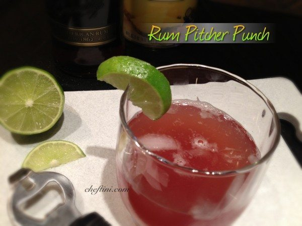 Rum Pitcher Punch
