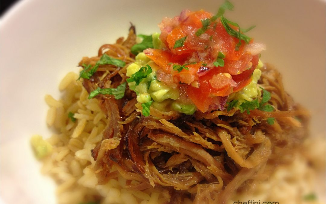 Tex Mex Pulled Pork
