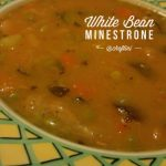 Minestrone with Cannellini Beans