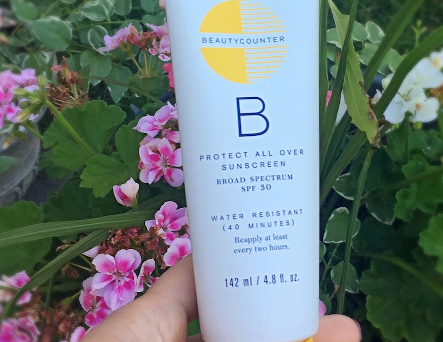 5 Must Have Beautycounter Products for Summer 2017