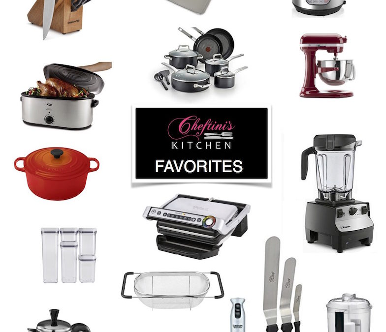 Cheftini's Kitchen Holiday Favorites